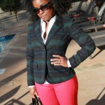 Outfit: Prep School Plaid