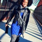 Outfit: Loving Cobalt Blue!