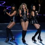 Beyonce's Super Bowl XLVII Halftime Performance