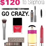 Want $120 to spend at Sephora?