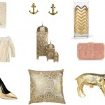 Currently Coveting: Gold Rush