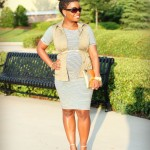 Outfit: Utility Stripes