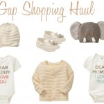 Baby Gap Shopping Haul
