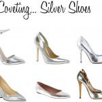Coveting…Silver Shoes