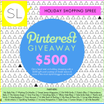 $500 Pinterest Giveaway