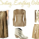 Coveting…Everything Gold