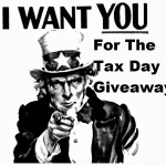 Tax Day Giveaway!