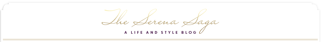 The Serena Saga logo